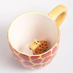 Cute giraffe surprise mug - save an additional 25% off with code:  FNFSAVE http://rstyle.me/n/icremnyg6