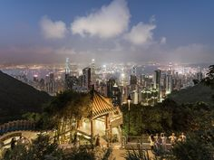 One of Asia's most cosmopolitan cities, Hong Kong has an itinerary for every sort of traveler. Hike up to the Peak for sweeping views of Victoria Harbour, or get out of the city altogether and take the ferry to a nearby island—Lamma, a favorite, is a nesting site for green sea turtles. Whatever you do, make sure to chow down on street food: Savory, inexpensive bites like siu mai and egg balls are some of the hallmarks of the city.