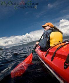 Skills and Thrills of Kayaking