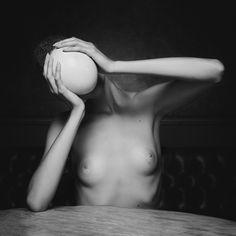 Maria Frodl Photography, Digital in People, Nude, Female, Canon Eos 5DS, Studiolight, Model: Anna Avramenko - Image #627456, Austria