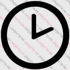 Pegame.es Online Decals Shop  #fast #clock #time #slow #wait #vinyl #sticker #pegatina #vinilo #stencil #decal