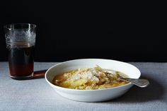 Marcella Hazan's Rice and Smothered Cabbage Soup recipe on Food52