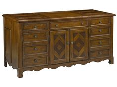 Shop+for+Hekman+Credenza,+7-9262,+and+other+Home+Office+Credenza+Cabinets+at+North+Carolina+Furniture+Mart+in+Bixby,+OK.+Select+solids+and+veneers.+Cognac+finish+(CO).+Center+drop-down+keyboard+drawer.+Wire+management.+Leather+center+top+section+slides+toward+user+for+easy+access+to+power+bar+and+one+USB+charging+port.