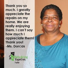Since Rebuilding Together Tulsa volunteers have helped make repairs for over 1000 homeowners!
