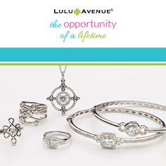 Sell Jewelry at Home, Host a Jewelry Trunk Show, Moissanite Jewelry | Lulu Avenue