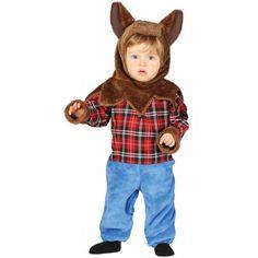 Disfraz de Hombre Lobo para Bebé