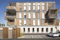 Galeria de Habitação de Interesse Social em Aigues-Mortes / Thomas Landemaine Architectes - 5