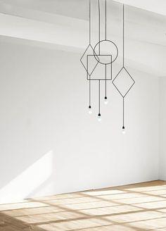 Lampade Symmetry by Hannakaisa Pekkala