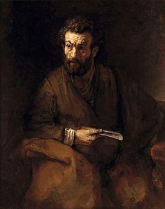 Апостол Варфоломей. Харменс ван Рейн Рембрандт