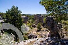 Karstic landscape in Los Callejones. Find all the information to plan your trip to #serrania_de_cuenca in ww.qnatur.com