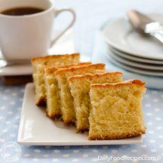 Charmaine Solomon Love Cake Recipe