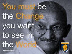 Today India celebrates the birthday of Mahatma Gandhi who led India to independence and inspired movements for non-violence, civil rights and freedom across the world.