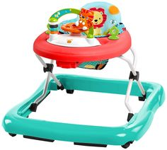 Bright Starts Walk-a-bout Walker - Roaming Safari