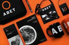 ABET identity by Ashton Design. #graphic #design #brand #identity #logo #collateral