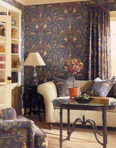 Montana Wallpaper And Fabric From #Highlands #Thibaut · Wallpaper Designs!
