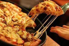"""Пицца на сковороде за 10 минут"""