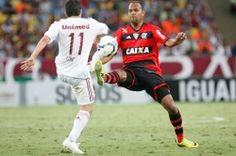 Flamengo reage no segundo tempo, cria chances, mas não consegue balançar a rede