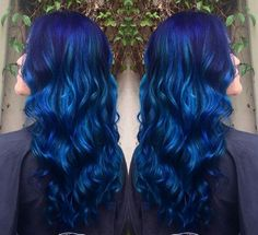 Lovely 30+ Best Sapphire Blue Hair Color Ideas for Women Look More Stylish https://www.tukuoke.com/30-best-sapphire-blue-hair-color-ideas-for-women-look-more-stylish-15029
