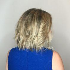 Hair by @kaitdematteis @bespokebeautybar_