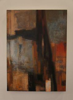 Maja Lofdahl Green, #62 of 100 artists in Flash Art Show.  (oil on canvas)