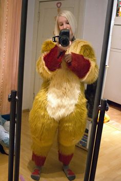 Image result for fursuit body