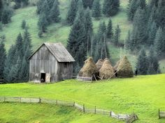 Landscape at mountain Romania, My Dream, Traditional, Landscape, House Styles, Travel, Mountain, Home Decor, Viajes
