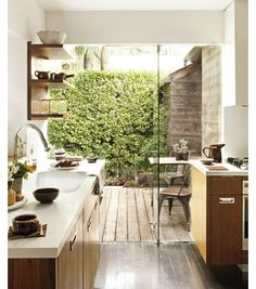 Kitchen design idea - Home and Garden Design Idea's