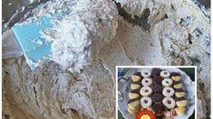 Dokonalý orechový krém na lepenie a plnenie vianočného pečiva: Už nemusíte hľadať iné recepty, tento je zo všetkých najlepší! Christmas Cookies, Rum, Dairy, Cooking Recipes, Sweets, Cheese, Baking, Food, Frosting