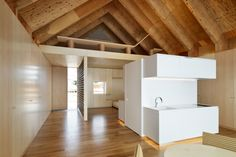 Open House with Condensed Core   Architect Magazine   Shigeru Ban Architects…