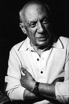 """It takes a long time to become young."" - Pablo Picasso"