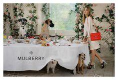 Mulberry Spring 2014 Model: Cara Delevingne Photographer: Tim Walker