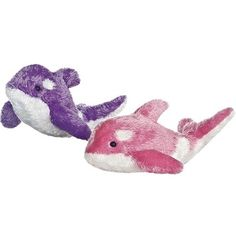 Purple Orca (Mini Flopsie) at theBIGzoo.com, a toy store that has shipped over 1.2 million items.