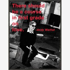 Warhol Philosophy  Andy's Best Looks and Words