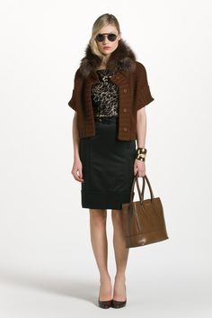 Max Mara Pre-Fall 2011 Collection Slideshow on Style.com