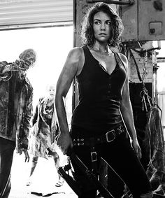 Maggie Greene, S5 #TWD Go Maggie Love you u r awesome hoping to see her survive with Glenn