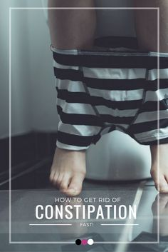 Uncovering how to get rid of constipation fast and quick with easy, actionable steps!