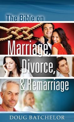 The Bible on Marriage, Divorce and Remarriage « LibraryUserGroup.com – The Library of Library User Group