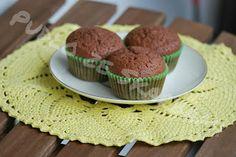 Pudło ze Skarbami - rękodzieło szydełkowe : Orkiszowe muffiny -  czyli nieco inny handmade ;)