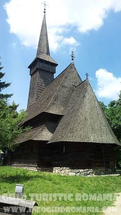 Muzeul Satului Tower, Cabin, House Styles, Building, Travel, Home Decor, Pictures, Voyage, Homemade Home Decor