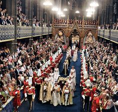 Coronation of Queen Elizabeth II | by marinartsamaral