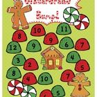 FREE!  Gingerbread Bump!  This game provides a fun way for students in PreK through 2nd to practice addition skills.  There are 2 different versions of the game:  One for adding 2 numbers and another for adding 3.  AND, it also comes in black & white!