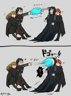 Harry Potter Anime, Memes Do Harry Potter, Arte Do Harry Potter, Harry Potter Comics, Harry Potter Severus Snape, Severus Rogue, Cute Harry Potter, Harry Potter Artwork, Harry Potter Magic
