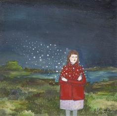 the stars were hers // amanda blake