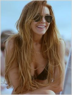 Lindsay Lohan, definitely best as a redhead