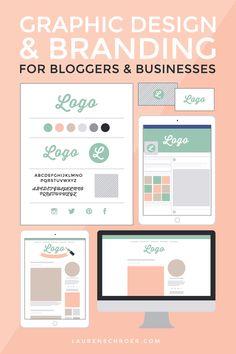 Graphic Design & Branding for Bloggers and Businesses — Lauren Schroer   Graphic Designer & Blogger