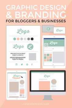 Graphic Design & Branding for Bloggers and Businesses — Lauren Schroer | Graphic Designer & Blogger