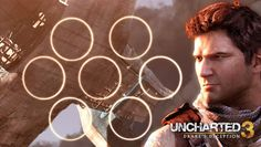 Uncharted 3 Drakes Deception Icon Stand PS Vita Wallpaper