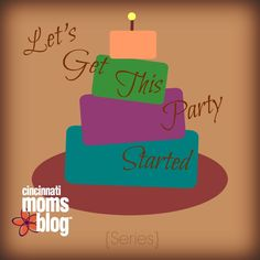 "Let's Get This Party Started… {Series} | Cincinnati Moms Blog (Birthday themes and activity ideas! In this installment, themes are ""Diary of a Wimpy Kid"" and ""All About Cupcakes"")"