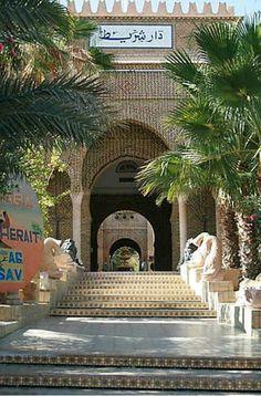 Musée Dar Cheraït - Tozeur - Tunisie