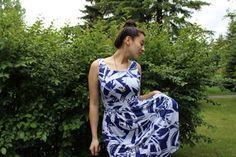 Day 6 moneta dress